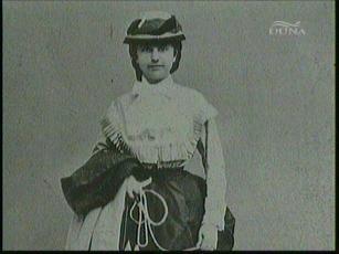 Ferenczy Ida, Erzsébet királyné bizalmasa és felolvasónője