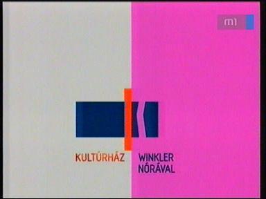 Kultúrház Winkler Nórával