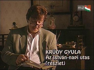 Krúdy Gyula: Az István-napi utas (részlet)
