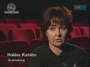 Halász Katalin, dramaturg