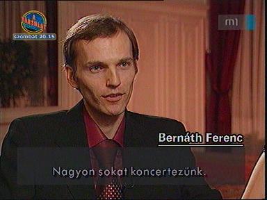 Bernáth Ferenc [zenész]