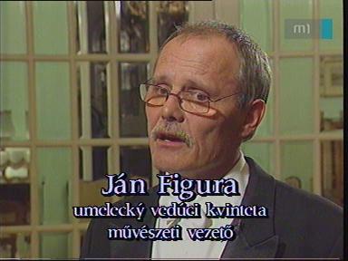 Ján Figura, művészeti vezető