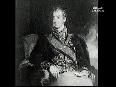 Klemens Wenzel Lothar von Metternich, osztrák államférfi, kancellár
