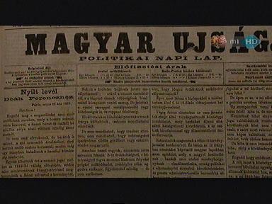 Nyílt levél Deák Ferenczhez (Kossuth Lajos ún. Cassandra-levele a Magyar Ujságban, 1867-05-28)