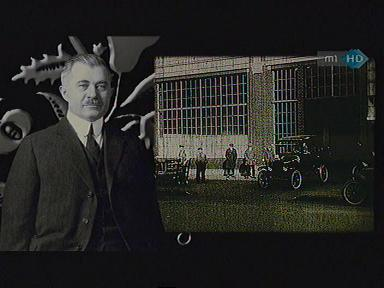 Galamb József, főkonstruktőr, Ford Motor Company