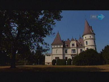 Andrássy-kastély, Tiszadob