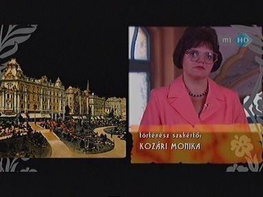 Kozári Monika, történész