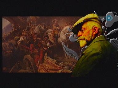 Benczúr Gyula: Önarckép (festmény)