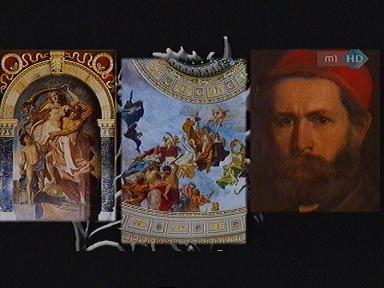 Lotz Károly: Önarckép (festmény)