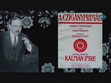 Kálmán Imre, zeneszerző