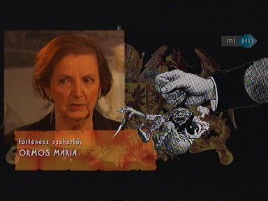 Ormos Mária, történész szakértő