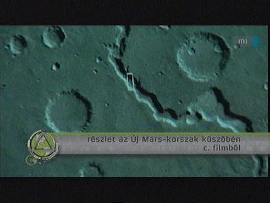 Sík András: Új Mars-korszak küszöbén (részlet)