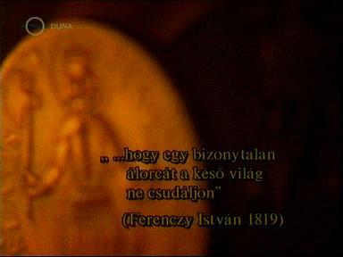 """""""...hogy egy bizonytalan álorcát a késő világ ne csudáljon..."""" (Ferenczy István 1819) [2012]"""