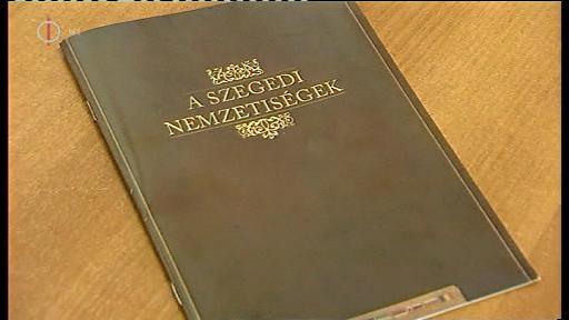 A szegedi nemzetiségek (könyv)