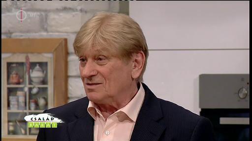 Harsányi Gábor, Jászai Mari-díjas színművész, rendező, érdemes művész