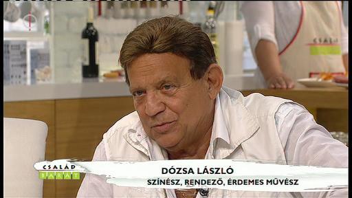 Dózsa László, színész, rendező, érdemes művész