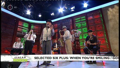 Joe Goodwin - Mark Fisher - Selected Six Plus: When you`re smiling (zenemű)