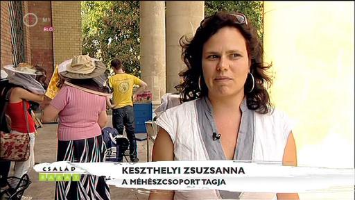 Keszthelyi Zsuzsanna, tag, Méhészcsoport