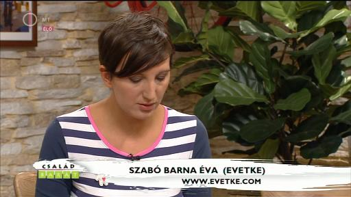 Szabó Barna Éva (Evetke)