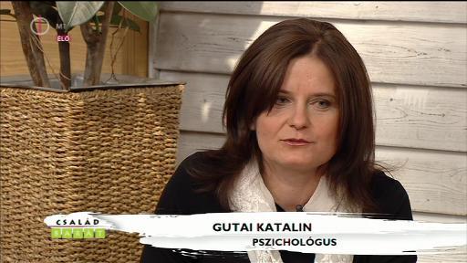 Gutai Katalin, pszichológus