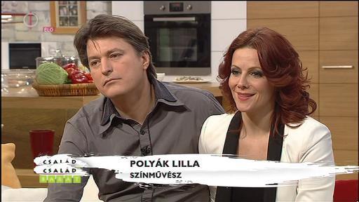 Polyák Lilla, színművész [jobbra]