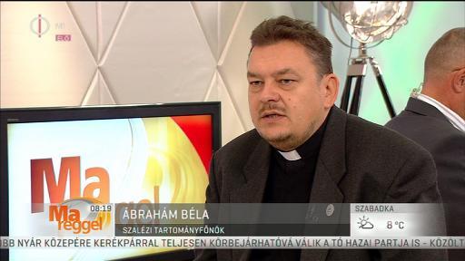 Ábrahám Béla, szalézi tartományfőnök