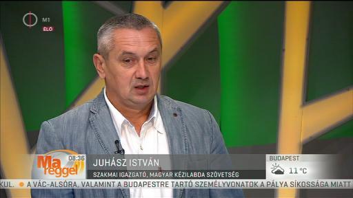 Juhász István, szakmai igazgató, Magyar Kézilabda Szövetség