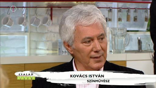 Kovács István, színművész