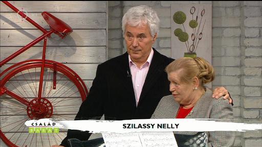 Szilassy Nelli [jobbra]