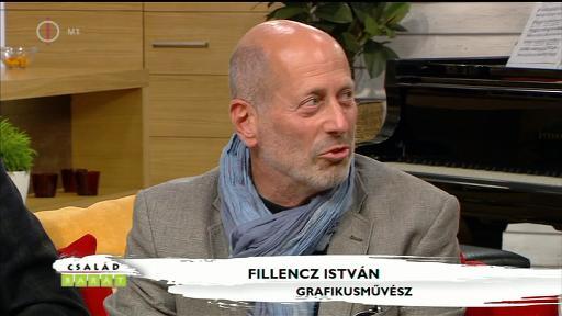 Fillencz István, grafikusművész