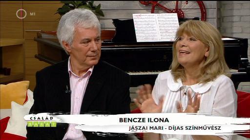Bencze Ilona, Jászai Mari Díjas színművész