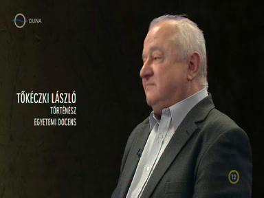 Tőkéczki László, történész, egyetemi docens