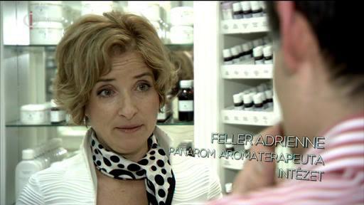 Feller Adrienne, Panarom Aromaterapeuta és Szépségterapeuta Intézet