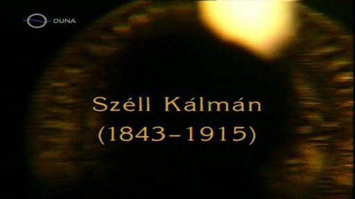 Magyar történelmi arcképcsarnok: Széll Kálmán (1843-1915)