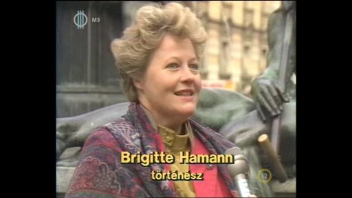 Brigitte Hamann, történész