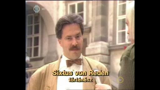 Sixtus von Reden,  történész