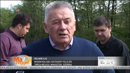 Velimir Ilic, rendkívüli helyzetekért felelős tárca nélküli miniszter, Szerbia