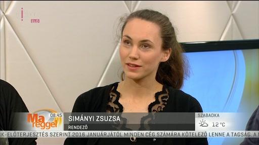 Simányi Zsuzsa, rendező