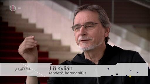 Jirí Kylián, rendező, koreográfus