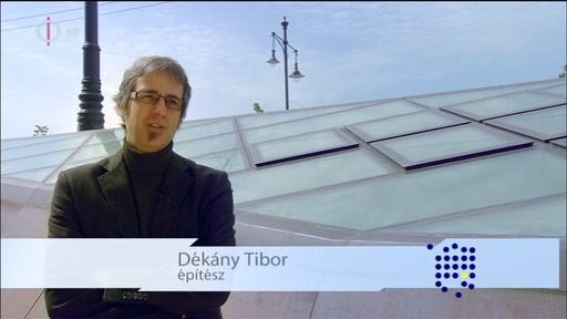 Dékány Tibor, építész