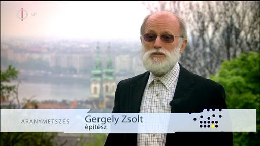 Gergely Zsolt, építész