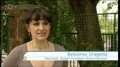 Belosinov Dragetta, képviselő, Bolgár Országos Önkormányzat