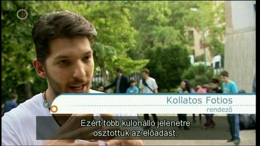 Kollatos Fotios, rendező