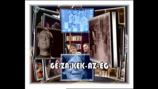 Vargha Balázs tizenhárom fabulája: Gé-za-kék-az-ég