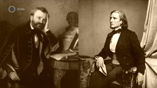 Erkel Ferenc; Liszt Ferenc