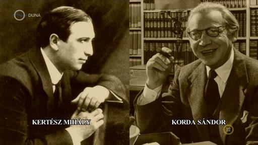 Kertész Mihály; Korda Sándor