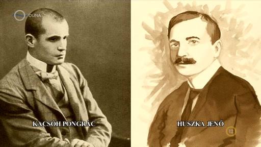 Kacsóh Pongrácz; Huszka Jenő