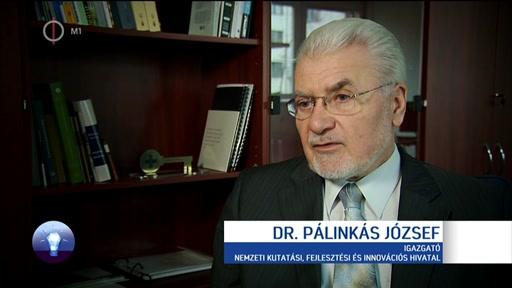 Dr. Pálinkás József, igazgató, Nemzeti Kutatási, Fejlesztési és Innovációs Hivatal