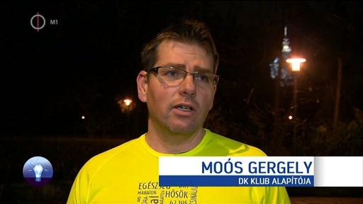 Moós Gergely, alapító, DK Klub