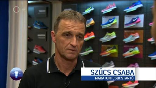 Szűcs Csaba, maratoni csúcstartó